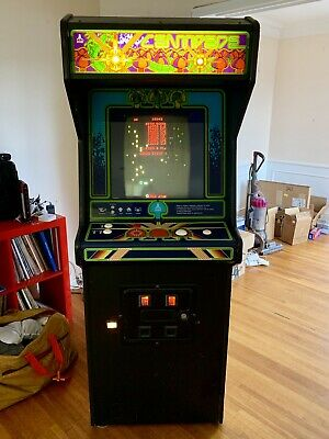 Vintage original Centipede Millipede combo upright arcade machine