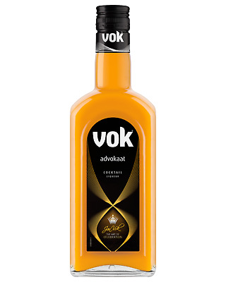 VOK ADVOKAAT COCKTAIL LIQUEUR (500ml) 20%ALC/VOL