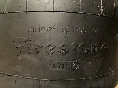 GENUINE FIRESTONE  W01-W35-9127. AirRide AIR SPRING  /