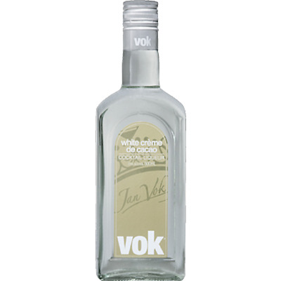 VOK WHITE CREME DE CACAO COCKTAIL LIQUEUR (500ml) 20%ALC/VOL