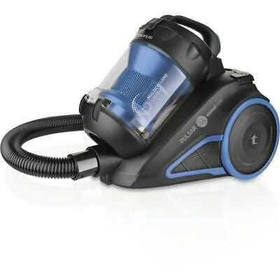TAURUS Pulsar Animal Care Aspirateur sans sac - 800 W - Reservoir 2 L - Noir mat