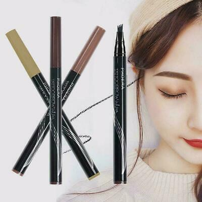 Micro Blading Tattoo Eyebrow 3D Liquid Ink Pen Waterproof Fork 4 -Penc Brow U5Q1