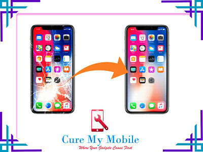 iPhone X LCD OLED Screen Lcd Replacement Service Same day