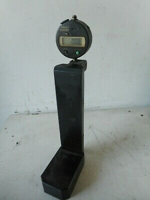 MITUTOYO DIGITAL DIAL INDICATOR and HEIGHT GAUGE -- 200mm