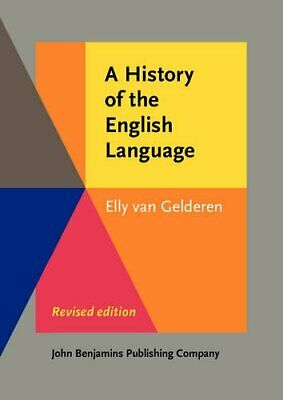 A History of the English Language Revised edition - Paperback - New
