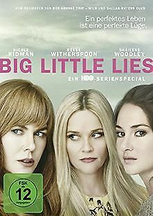 Big Little Lies [3 DVDs] von Jean-Marc Vallée | DVD | Zustand sehr gut