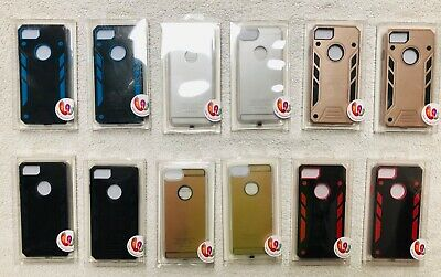 JOB LOT 12 x QI WIRELESS CHARGING CASES FOR iPHONE 7 / iPhone 6 / iPhone 8
