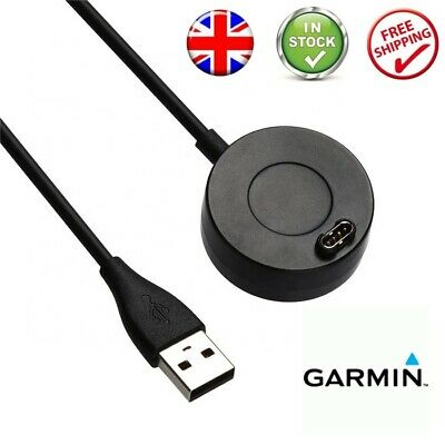 USB Dock Charger Charging Cable Garmin Fenix 5 5S 5X Forerunner 935 Vivoactive 3
