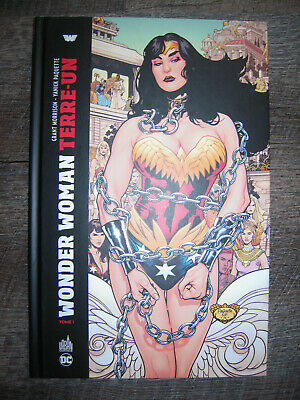 Wonder Woman Terre Un 1 (DC Comics, Urban Comics)