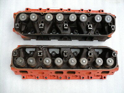 70 440 Six Pack Cylinder Heads,Cuda,Challenger,Charger,Gtx,Superbee