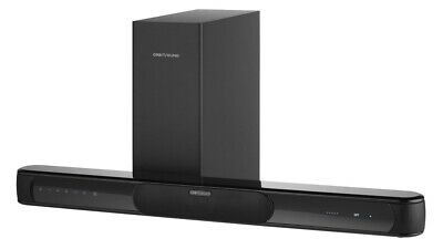 Orbitsound A70 Airsound Sound Bar with Bluetooth, NFC & Wireless Subwoofer