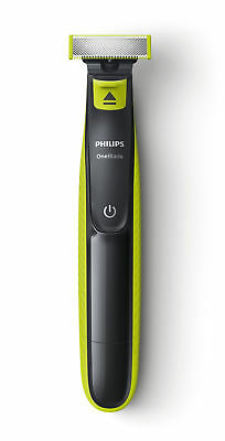 Philips One Blade Trimmer & Shaver Beard 4 Stubble Combs Rechargeable Qp2530/25