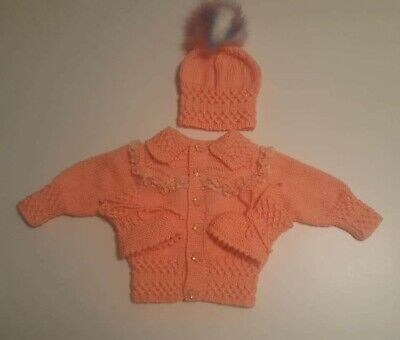 896011e55 HAND KNITTED BABY clothes