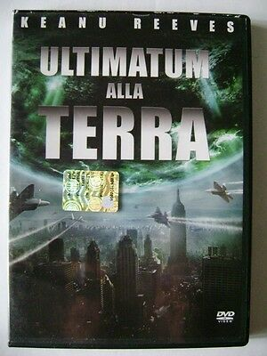 DVD Ultimatum a la Tierra con Keanu Reeves 2008 Usado Editorial