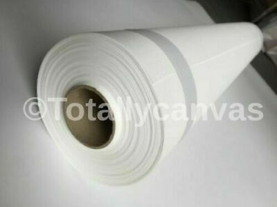 "24"" x 18m Inkjet Canvas Rolls, Matte Polyester Canvas Roll 260gsm"