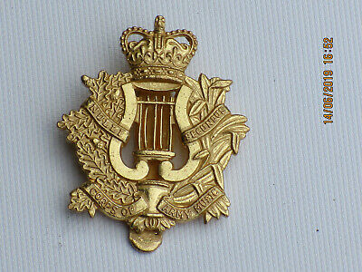 Corps of Army Music, Capbadge, Hersteller; FIRMIN