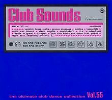 Club Sounds Vol.55 von Various | CD | Zustand sehr gut