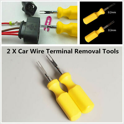 UK 26X AUTOMOTIVE Car Wire Terminal Harness Extraction Pin Needle