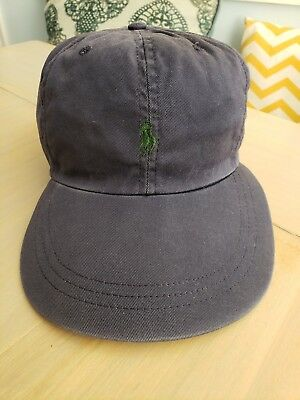 1a6be500f VINTAGE POLO RALPH Lauren 04 Suicide Ski Patch Hat Leather Bill Rare ...