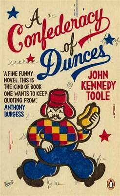 A Confederacy of Dunces (Penguin Essentials), Toole, John Kennedy, Excellent