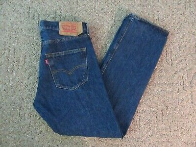 1ed35d4ae14 VTG LEVI'S 501 usa made jeans 34 x 31 (36 x 32 tag) light wash dad ...