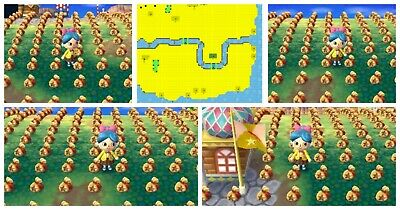 Animal Crossing New Leaf Full Bell Town