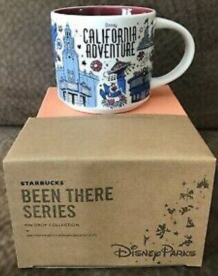 Disneyland Disney California Adventure DCA Mug Been There Series New Exclusive