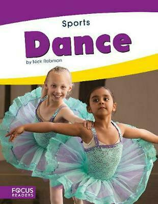 Dance by Nick Rebman Paperback Book Free Shipping!