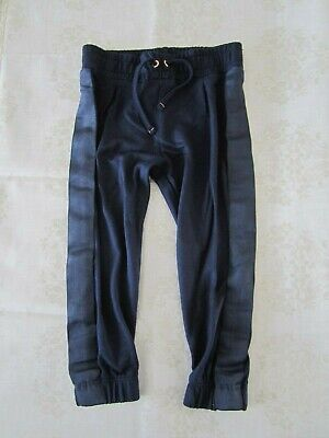 Ted Baker Girls Navy Trousers/Joggers, Age: 2-3yrs