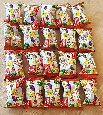 Coles Stikeez × 20 Packets Unopened / Brand New.