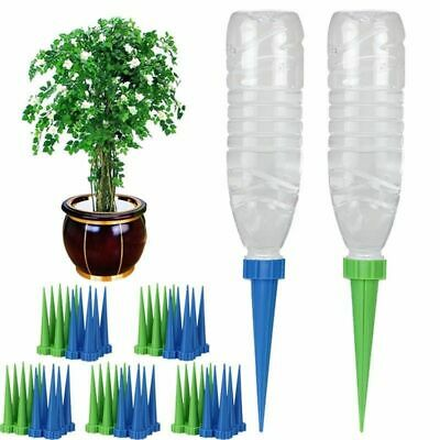 1/4 Pcs Automatic Garden Cone Watering Spike Plant Water Drip Irrigation Bottle