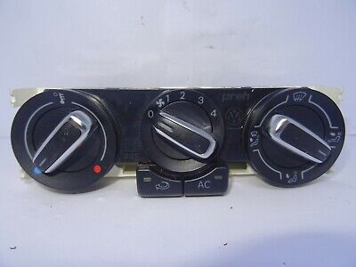 *Vw Polo Mk5 6R 2010-2014 Heater Climate Control Panel Switch 6R0820045N