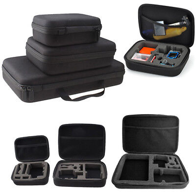 Travel Carry Hard Case Storage Bag Box Waterproof GoPro Hero 7 6 5 Black Camera