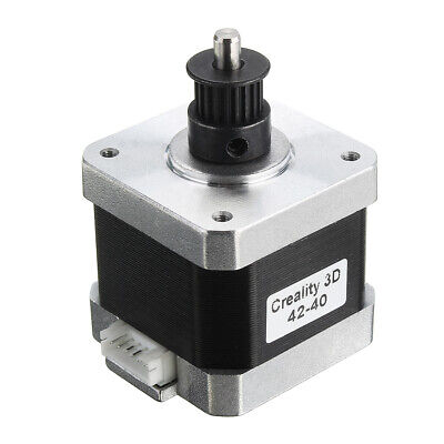 Creality 3D® Two Phase 42-40 RepRap 42mm Stepper Motor + 2GT-20 Teeth Aluminum