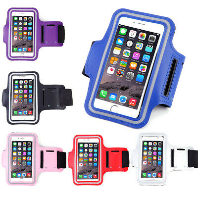 Samsung Galaxy S6 S7 - Sports Running Jogging Gym Armband Case Cover Holder New