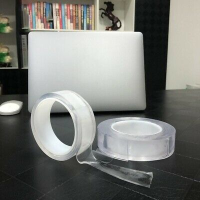 Multi-Functional Nano Adhesive Residue Free Transparent Super Adhesive Tape Roll