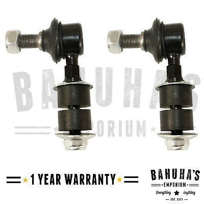 ANTERIORE x2 Anti-Roll Bar Bush per NISSAN TERRANO R20 2.4 2.7 3.0 93 /> 07 ZF