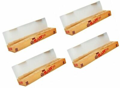Raw Classic King Size Cones Purest Natural Unrefined Pre Rolled Rolling Paper