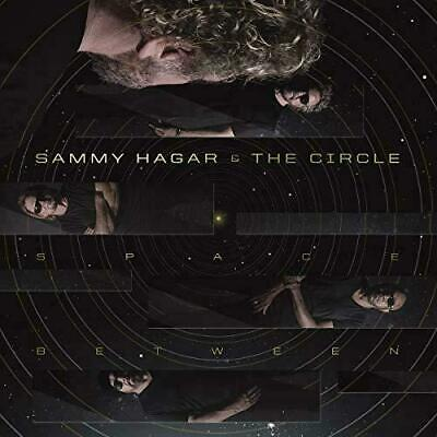 Sammy Hagar and The Circle - Space Between - cd album 2019 - brand new - sealed