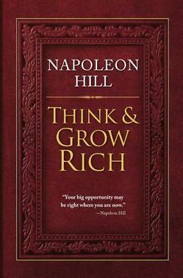 [P.D.F_éBook]  Think and Grow Rich by Napoleon Hill_: Fast email Delivery