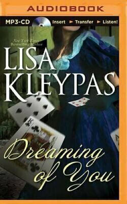 Gambler of Craven's: Dreaming of You 2 by Lisa Kleypas (2015, MP3 CD,...
