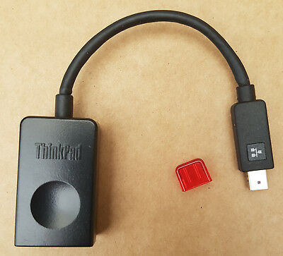 Lenovo ThinkPad Ethernet Extension Cable X1 Carbon Yoga Tablet X380 L380 - NEW