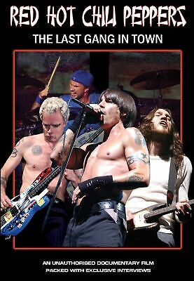 Red Hot Chili Peppers - Last Gang In Town - DVD - New