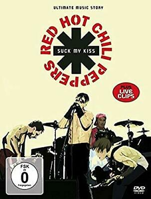 Red Hot Chili Peppers - Suck My Kiss - Dvd - New
