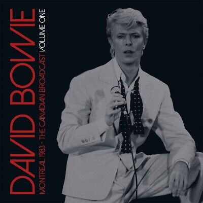 David Bowie - Montreal 1983 Vol. 1 - Double LP Vinyl - New