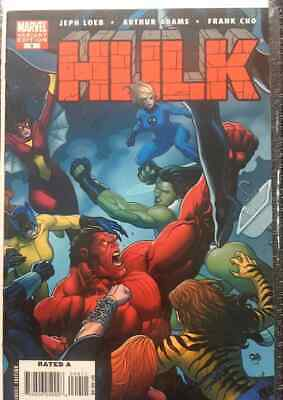 Hulk Vol I #9 Frank Cho Variant Cover Loeb/Adams/Cho (Marvel 2009) NM
