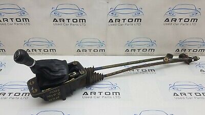 2006 Audi A4 B7 6 Speed Manual Gearbox Gear Selector & Linkages 8E0711290