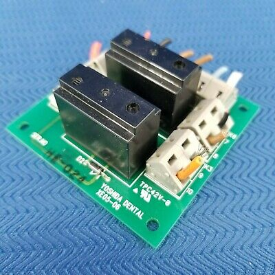 Panoura Ultra Pan/Ceph Model PA812 Replacement Board XE05-06