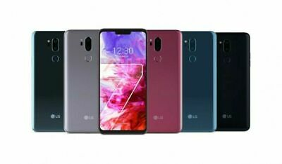 "LG G7 ThinQ 6.1"" G710 TMobile GSM Locked 64GB Android 16MP Smartphone"