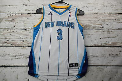 new arrival d07da bda80 ADIDAS CHRIS PAUL New Orleans Hornets Jersey Size Medium M ...